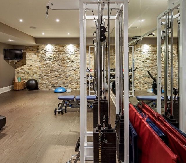 Best home gym inspiration images on pinterest