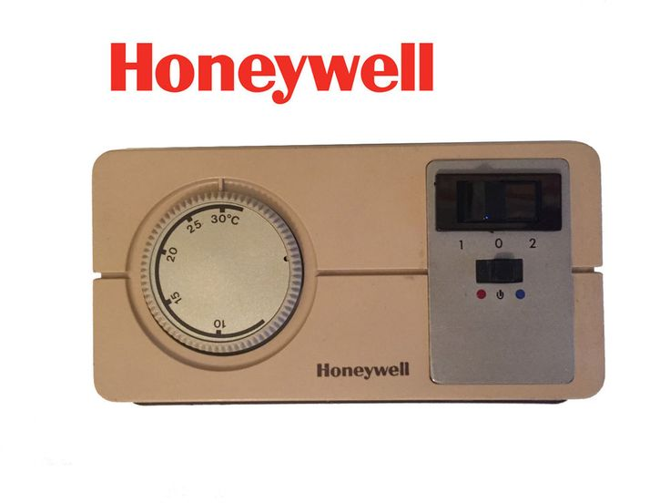 Honeywell Thermostat Wall Controller Old Model #Honeywell