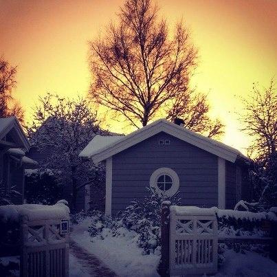 Winter wonderland at The Lodge
