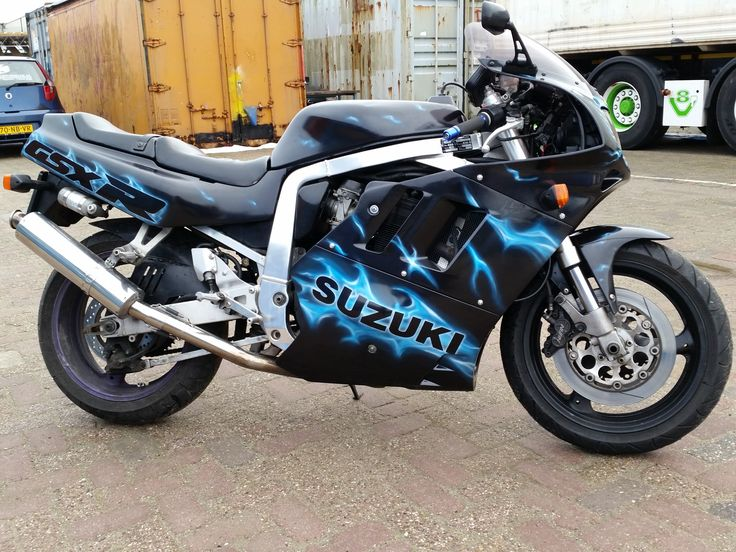 suzuki gsx-r Custommade www.rm-custommade.nl