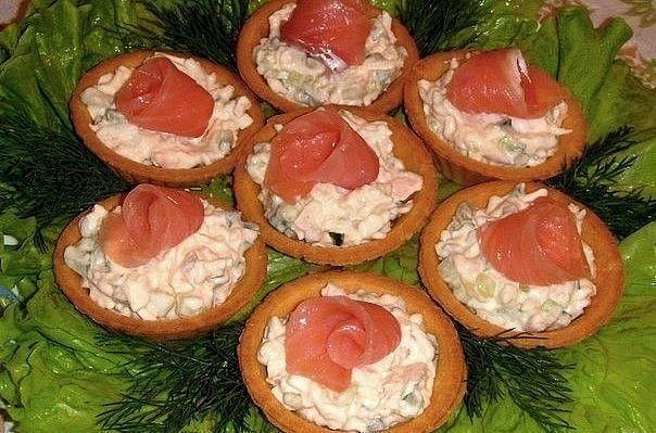 Бутерброды канапе на шпажках на праздничный стол рецепты 28