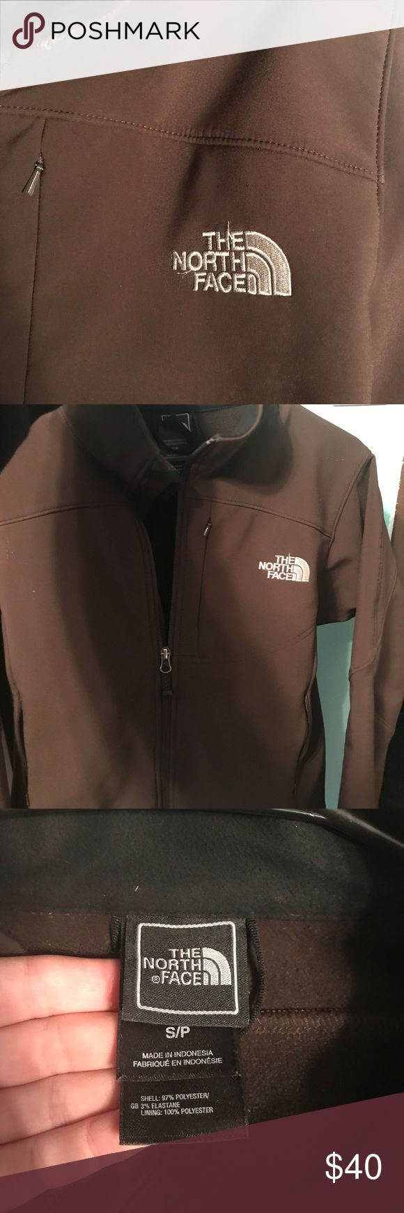 Women's North Face Jacket Women's size small! Brown. Excellent condition. No signs of wear. Held in a smoke free home. North Face Jackets & Coats