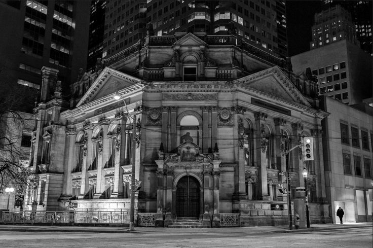 The Hockey Hall of Fame! Great pic by Ben Roffelsen.