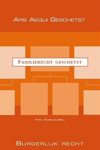 Personen- en familierecht geschetst  Description: Familierecht geschetstHet Nederlandse personen- en familierecht geschetst aan de hand van schemas die het rechtssysteem inzichtelijk maken. Een helder overzicht van de actuele stand van zaken waarbij de schematische aanpak bijdraagt aan een beter begrip van de materie.InhoudsopgaveHoofdstuk 1 InleidingHoofdstuk 2 Europees en internationaal familierechtHoofdstuk 3 Algemene bepalingen (Titel 1)Hoofdstuk 4 Naam (Titel 2)Hoofdstuk 5 Woonplaats…