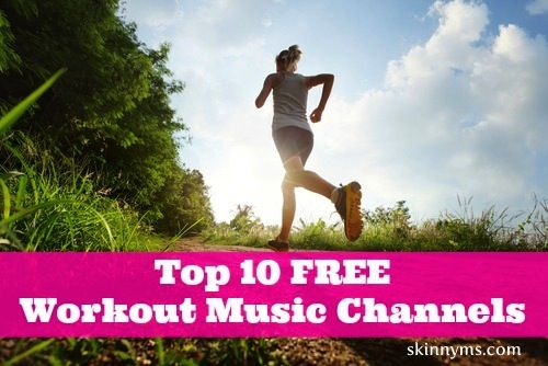 Top 10 Pandora Stations for Workouts