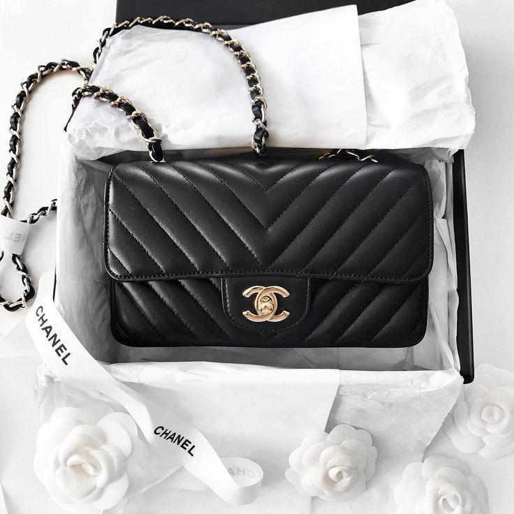 Chanel Handväskor : B?sta mini chanel bag id?erna p?