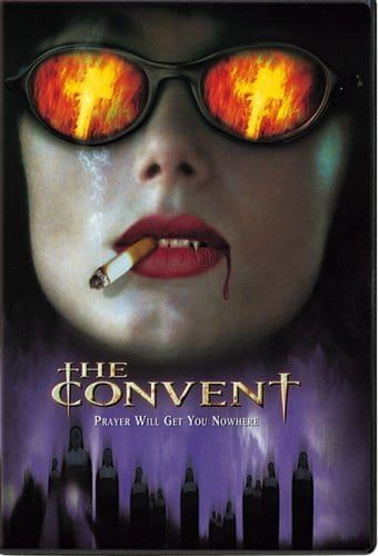 The Convent DVD (2001) Starring Adrienne Barbeau, Bill Moseley & Coolio; Directed by Mike Mendez; Lions Gate | OLDIES.com