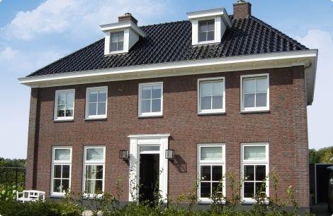 Klassieke bouwstijl - Huisbouwen.nl