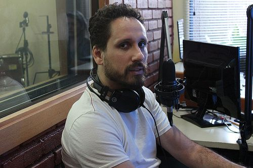 Leonardo Gonçalves - Entrevista Ao Vivo - Rádio Rico's Gospel