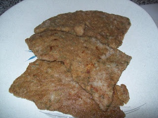 milanesas, breaded cutlets