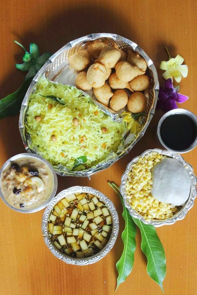 Happy Ugadi to all my friends.Ugadi is celebrated in Andhra and Karnataka to mark the beginning of the New Year. It is also celebrated in few other states. I know iam late in posting this collection of Ugadi recipes. Kids holidays kept me busy for the last 2 weeks . I have compiled a list …