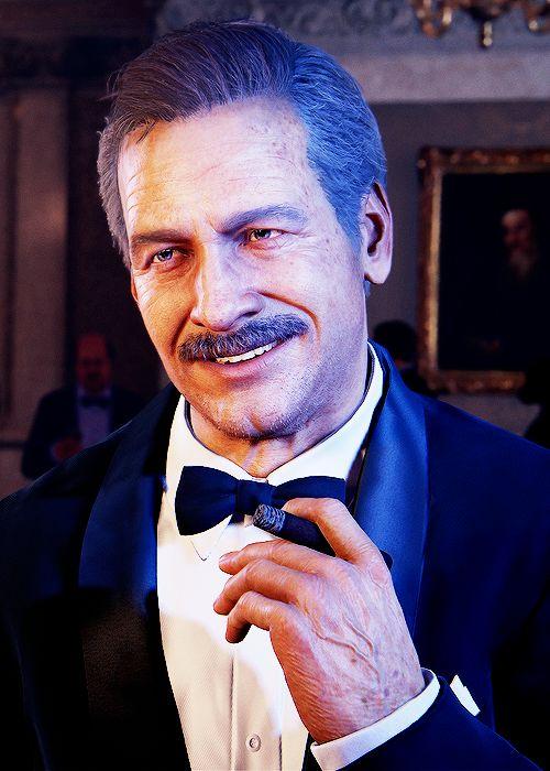 Victor GODDAAAAMN Sullivan. <3