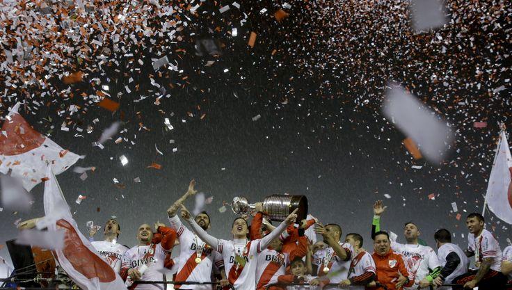 @River Campeón de América. Copa Libertadores #9ine