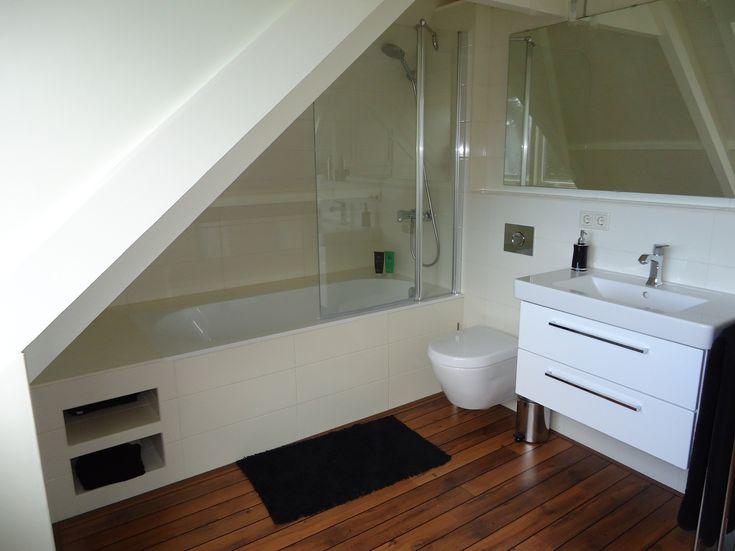 18 besten zolder badkamer Bilder auf Pinterest | Badezimmer, Auszug ...