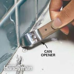 How to Caulk a Tub Surround - Step by Step | The Family Handyman