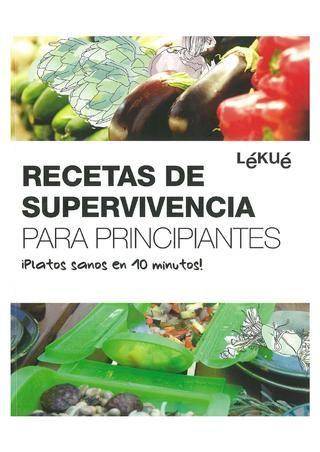 Lekue recetas de supervivencia para principiantes