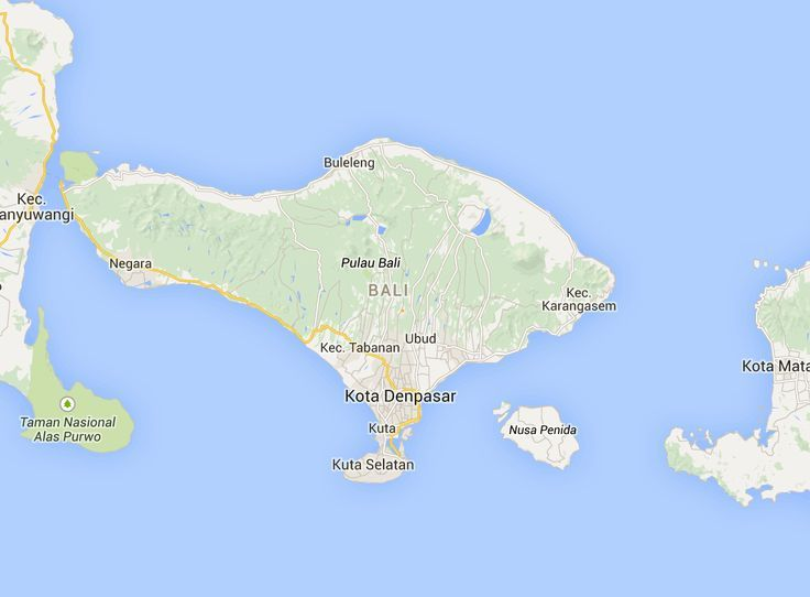 L'essentiel de Bali en 1 semaine - VoyageMaps