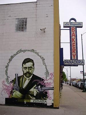 WAR CHORUS: Chicago Murals 5