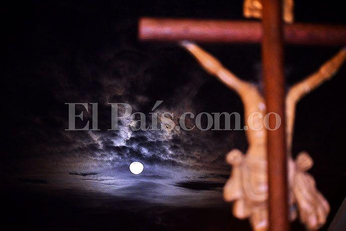 Estas son las mejores imágenes del Jueves Santo en Popayán   Pressflow