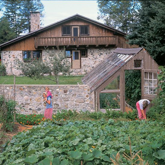 At ages 68 and 89, Helen and Scott began building these stone buildings and garden walls to make their last homestead, which is open to the public today as a testament to a life simple living.