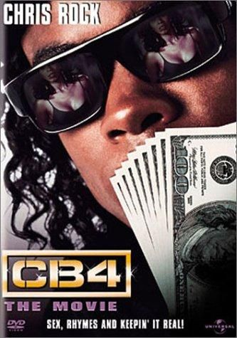 Chris Rock & Chris Elliott & Tamra Davis-CB4 - The Movie