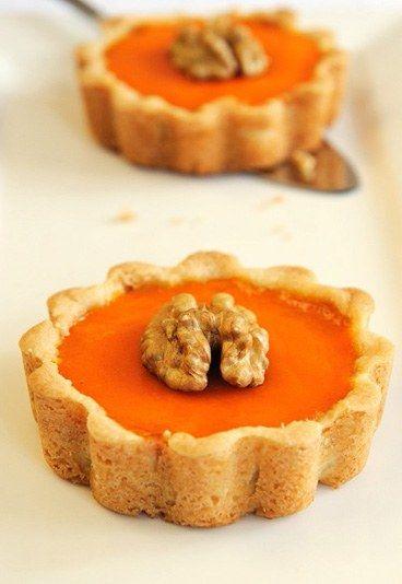 Tarta de calabaza Halloween