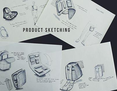Product sketching & rendering