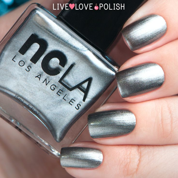NCLA LAX Jet Setter Nail Polish (LA Collection)