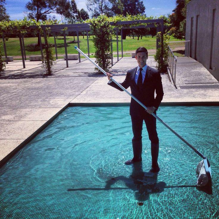 Pool Cleaning in Armani