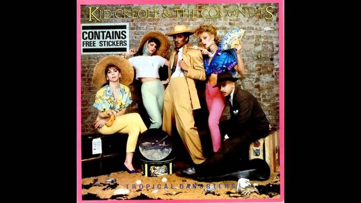 Kid Creole And The Coconuts - I'm A Wonderful Thing Baby