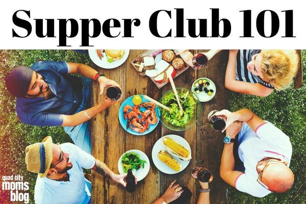 5 STEPS TO STARTING A SUPPER CLUB AND WHY YOU SHOULD
