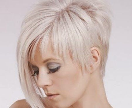 Short Haircuts For Women Over 50 Front And Back View