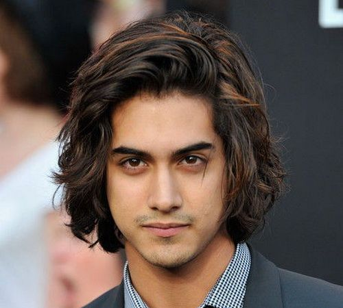 Enjoyable 1000 Images About Men39S Hair On Pinterest Men With Long Hair Short Hairstyles Gunalazisus