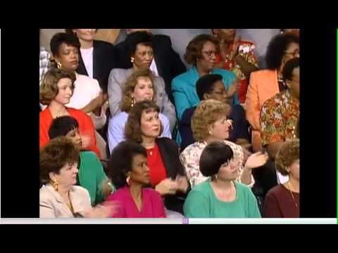 Oprah's Social Experiment on Her Audience - YouTube