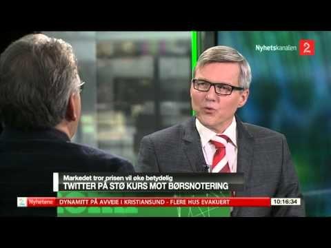 - Den store styrken til Twitter er dens evne å sette dagsorden. Det viktigste norske bedrifter kan gjøre, er å ta et aktivt standpunkt til om de vil bruke Twitter til å sette agendaen selv, eller om de vil ha en mening i en a genda som settes av andre.