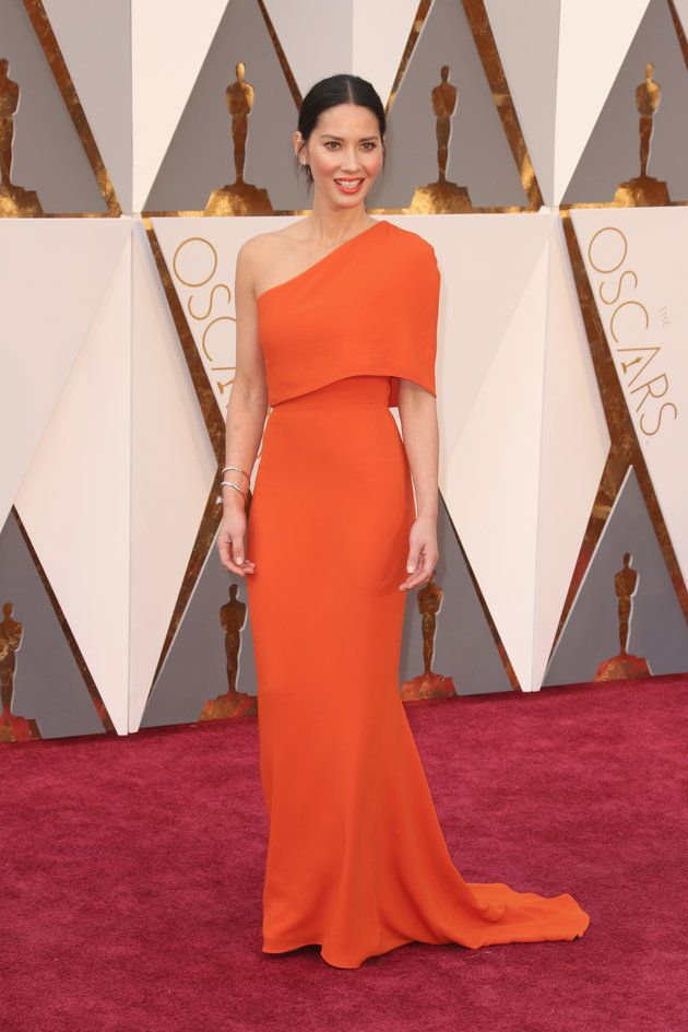 Olivia Munn - Amazing. The Oscars 2016 Best-Dressed List Could Be The Best Of All Time
