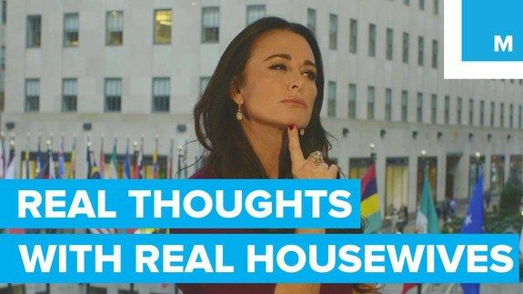 Real housewife Kyle Richards shares her deepest shower thoughts http://ift.tt/1KDKHrw  Kyle Richards of Bravos Real Housewives of Beverly Hills is known for a lot of things. If youre not a Real Housewives aficionado here are just a few: Shes Paris Hiltons aunt she has great hair a smokin husband and a very tumultuous (and very public) relationship with her older sister Kim  Deep thoughts werent one of those things we necessarily equated with Kyle  until now. In our third episode of Real…