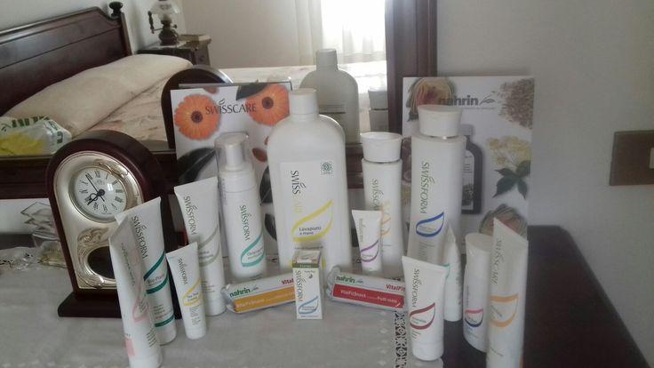 Se vuoi conoscere i prodotti Nahrin Swisscare visita il mio blog! swissinah.altervista.org