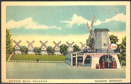 Dutch Mill Village, Glasgow, Kentucky