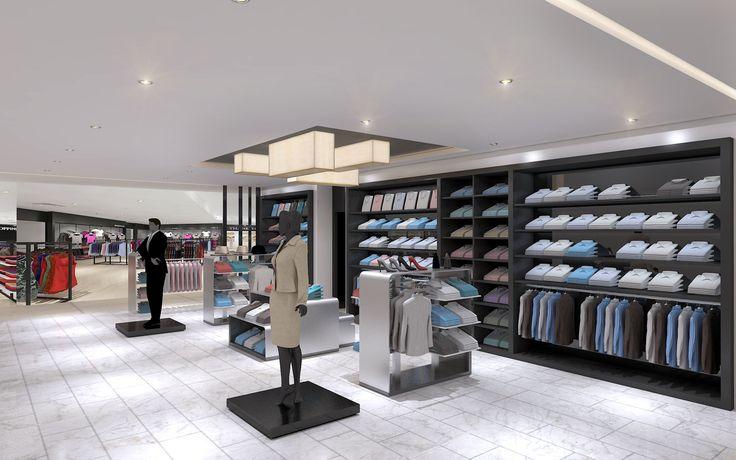 Retail boutique