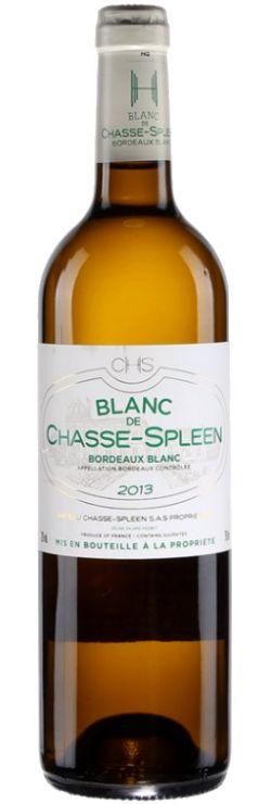 Ginestet SA  - Blanc de Chasse-Spleen Bordeaux  - Code SAQ:11976404