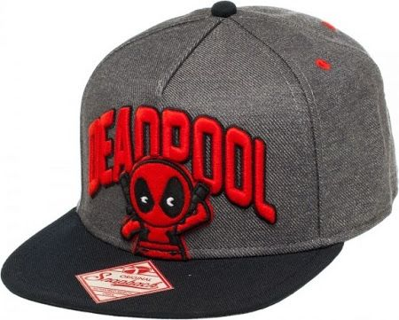 Kawaii Deadpool Snapback Cap