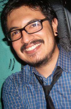 Eduardo Ruiz Sosa - Ganador de la primera BECA