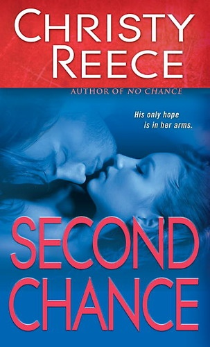 Second Chance by Christy Reece. This is the 5th book in the Last Chance Rescue Series and the 2nd in the chance series. This is between Cole Mathison and Keeley Fairchild's!