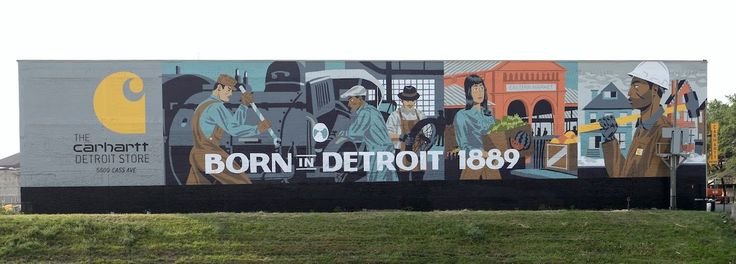 Detroit Clothing and Company Outlet Store | Carhartt