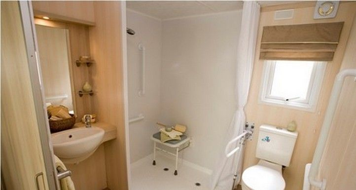 Holiday Park Norfolk - Holiday home for those with limited mobility - Kelling Heath
