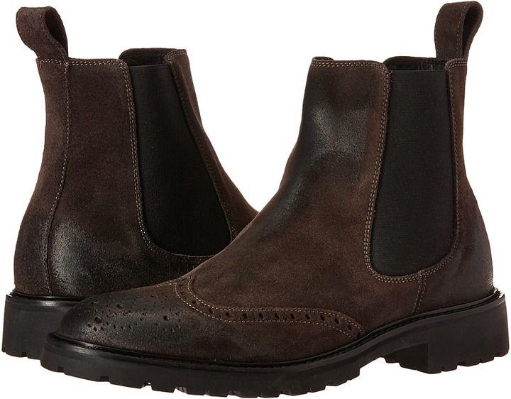 Belstaff Lancaster B Wingtip Boot Men's Boots