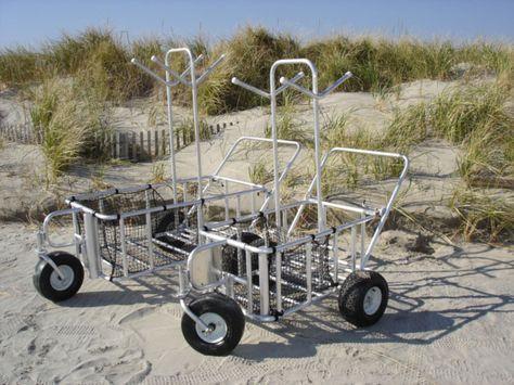 Beach Carts | Phoenix Coach Works