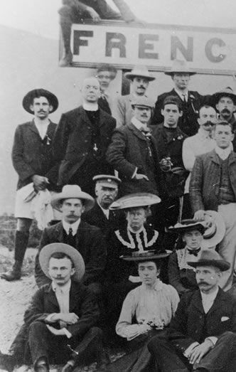 Franschhoek Station Pub & Grill History