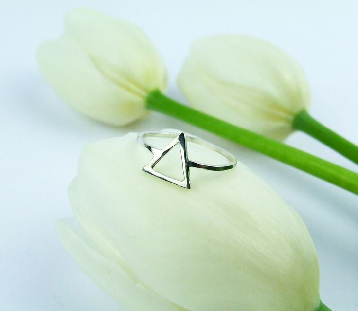 TRINITY Ring £72, made from Ecosilver! www.mariebeatricecollection.com
